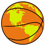 International basketball Stock Photography