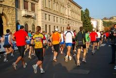 International Bergamo marathon Royalty Free Stock Image