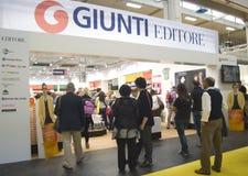 International Book Fair 2011 - Turin Stock Photo