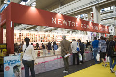 International Book Fair 2011 - Turin Stock Photo