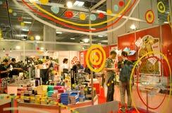 International Book Fair 2012 - Turin Stock Photography