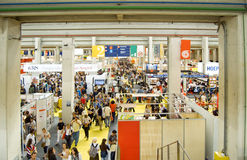 International Book Fair 2012 - Turin Stock Images