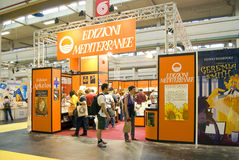 International Book Fair 2012 - Turin Stock Photo