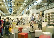 International Book Fair 2012 - Turin Stock Image