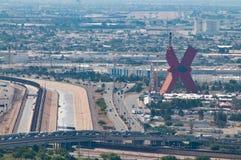 International border in El Paso stock photos