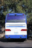 International bus between Chiangmai  and Luangprabang. CHIANGMAI, THAILAND -JANUARY 23 2016:   International bus between Chiangmai (thailand) and Luangprabang ( Stock Images