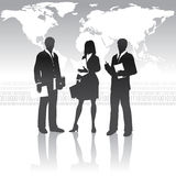International Business Team Royalty Free Stock Photo
