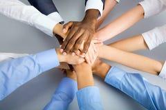 International business team stock photography