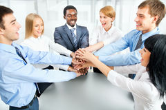 International  business team Royalty Free Stock Image