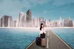 International business travel concept Stock Photography