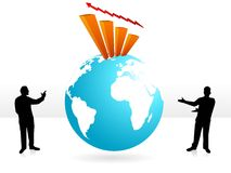 International businessmen Royalty Free Stock Photo
