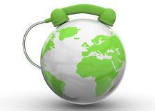 International Call - 3D Stock Photography