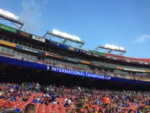 International Champions Cup Stock Images