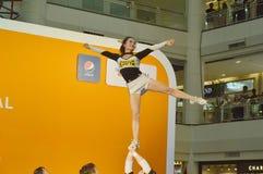 International Cheer Challenge 2014 Stock Images