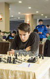 International chess tournament Stock Photo