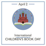 International Children's Book Day, April 2 Stock Photos