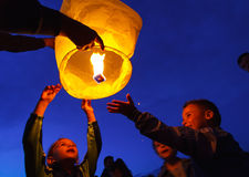International Children's Day Royalty Free Stock Photography