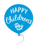 International Childrens day Stock Image