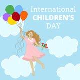 International Childrens day Royalty Free Stock Photos