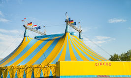 International circus Stock Image