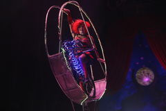 International Circus Festival Stock Image
