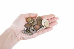 International Coins Royalty Free Stock Image