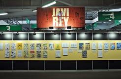 International Comic Fair of Barcelona 2018 Royalty Free Stock Photos