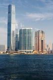 International Commerce Centre Hong Kong Stock Images