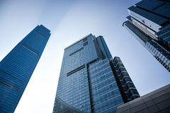 The International Commerce Centrei (ICC), Hong Kong Stock Images