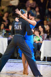 International contest Dance Masters Royalty Free Stock Photography