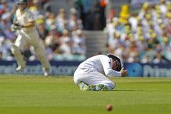 International Cricket England v Australia Investec Ashes 5th Tes Royalty Free Stock Photography