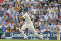 International Cricket England v Australia Investec Ashes 5th Tes Royalty Free Stock Photos