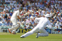 International Cricket England v Australia Investec Ashes 5th Tes Stock Images