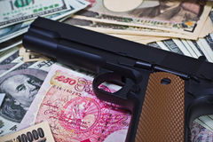 International Crime Royalty Free Stock Image