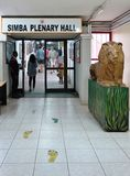 The International Criminal Tribunal for Rwanda Royalty Free Stock Photo