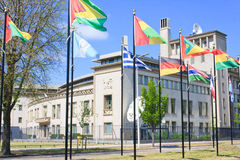 International Criminal Tribunal Yugoslavia ICTY Royalty Free Stock Image