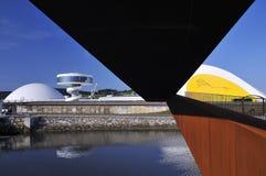 International Cultural Center. Royalty Free Stock Photos