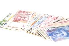 International currencies Royalty Free Stock Image