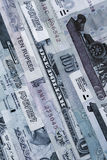 International currency Royalty Free Stock Photography