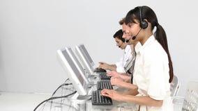 International customer service representatives