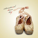 International dance day Royalty Free Stock Photo