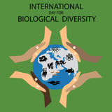 International Day for Biological Diversity Stock Images