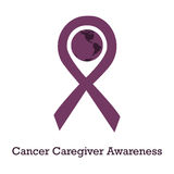 International day of cancer caregivers awareness Royalty Free Stock Photo