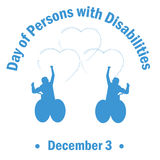 International Day of Persons with Disabilities vector illustration