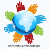 International Day for Tolerance Stock Photo