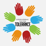 International Day for Tolerance Royalty Free Stock Photography