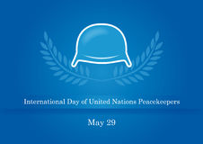 International Day of United Nations Peacekeepers Stock Photos