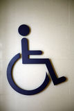International disabled symbol Royalty Free Stock Images