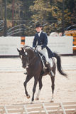 International Dressage Vivat, Russia! Stock Photos