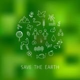 International Earth Day Royalty Free Stock Images